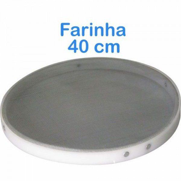 thumb 600 600 peneira 40 1 600x600 - PENEIRA DE FARINHA ARO EM POLIETILENO 40cm