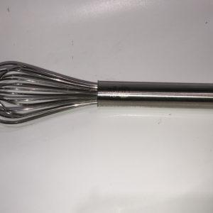 batedor de creme ou fouet 25cm inox 300x300 - Batedor de Creme Ou Fouet 25cm Inox